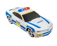 Автомодель Maisto Chevrolet Camaro SS RS (Police) белый (свет. и звук) 1:24