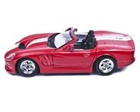 Коллекционный автомобиль Maisto Shelby Series One 1:24  (красный)