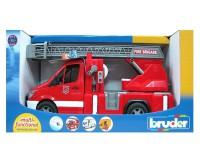 Пожарный автомобиль Bruder Мercedes Sprinter 1:16