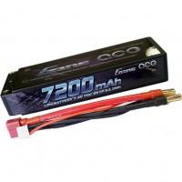 Аккумулятор Gens Ace Li-PO 7,4 В 7200 мАч 2S 70C