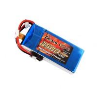 Аккумулятор Gens Ace LiPO 7,4 В 3500 мАч 2S 1C