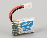 Аккумулятор 3.7V 220mAh для квадрокоптера JJRC H64