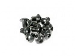 Team Magic 2.5X5mm BH Screw 10p
