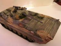 Сборная модель Звезда российская боевая машина пехоты «БМП-2» 1:35