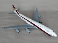 Сборная модель Звезда пассажирский авиалайнер «Боинг 747-8» 1:144