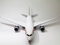 Сборная модель Звезда пассажирский авиалайнер «Боинг 787-8» Дримлайнер 1:144 (подарочный набор)