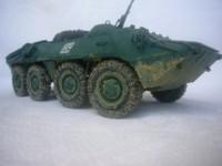 Сборная модель Звезда советский бронетранспортёр «БТР-70» (Афганская война 1979-1989) 1:35