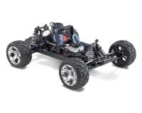 Автомобиль Traxxas Jato 3,3 Nitro Stadium Truck 1:10 RTR 420 мм 2WD 2,4 ГГц (55077-3 Yellow)