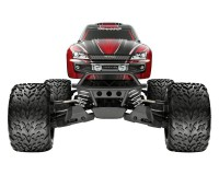 Автомобиль Traxxas Stampede Brushless Monster 1:10 RTR 500 мм 4WD 2,4 ГГц (67086-3 Red)