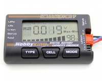 Цифровой тестер Cellmaster 7 для аккумуляторов и сервомашинок