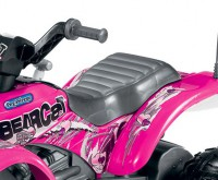 Детский квадроцикл Peg Perego Corral Bearcat (Pink)
