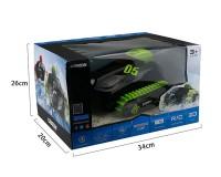 Машина амфибия на радиоуправлении Crazon 18SL02 гусеничная (зеленый)