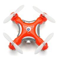 Квадрокоптер Cheerson CX-10C с камерой (оранжевый)