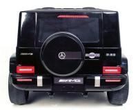 Двухместный детский электромобиль Kidsauto Mercedes-Benz G63 AMG 4WD Черный лак