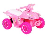 Детский квадроцикл Loko Toys Flowers, розовый