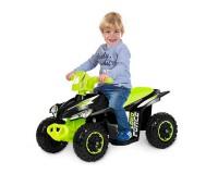 Детский квадроцикл Loko Toys Force, зеленый
