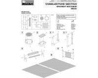 Сборная модель MiniArt Диорама Булыжная мостовая 1:35 (MA36043)