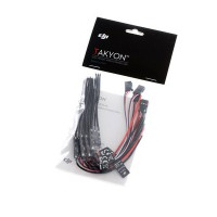 Регулятор DJI Takyon 415-M 2-4S 15A (4шт)