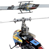 Вертолёт Dynam E-Razor 450 FBL Carbon Brushless 720 мм 2.4GHz RTF