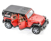 Автомодель Bruder Wrangler Unlimited Rubicon 1:16