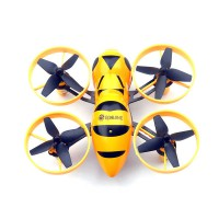 Квадрокоптер мини р/у Eachine Fatbee FB90 с камерой FPV 5.8GHz (BNF FlySky)
