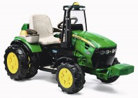Электромобиль Peg-Perego John Deer «Dual Force» 12V