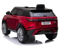 Детский электромобиль Kidsauto Range Rover Velar 2020 Красный