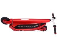 Электросамокат SmartYou X5 Elite (красный, серый)