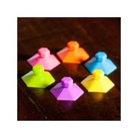 Мозаики-присоски для игры в ванне Fat Brain Toy Co Pop'Emz