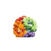 Конструктор-головоломка Fat Brain Toy Co Reptangles Черепашки акробаты