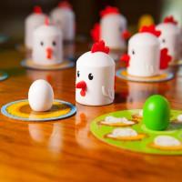 Настольная игра Fat Brain Toys Peek-A-Doodle Doo (КУ-КА-РЕ-КУ)
