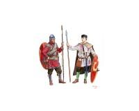 Сборная модель MiniArt фигурки римской пехоты, IV-V вв. 1:72 (MA72012)