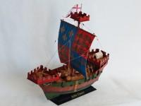 Сборная модель Звезда флагманский корабль