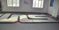 Трек Firelap LXX-9 15 м2 для автомоделей 1:28