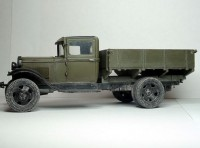 Сборная модель Звезда советский армейский грузовик «ГАЗ-АА» 1:35