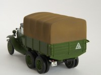 Сборная модель Звезда советский армейский трехосный грузовик «ГАЗ-ААА» 1:35