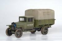 Сборная модель Звезда советский армейский грузовик «ГАЗ–ММ» (1943 г.) 1:35