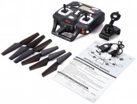 Гексакоптер MJX X601H FPV c HD WiFi-камерой чёрный