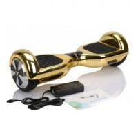 Гироскутер Smart Balance 6,5 дюймов / SmartWay U3 Chrome & Music Gold