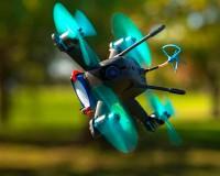 Гоночный квадрокоптер Blade Scimitar 110 FPV BNF Basic