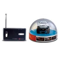 Джип GWT 2207 1:58 40MHz (бело-красный)