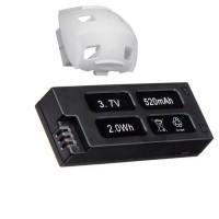 Аккумулятор Hubsan Li-PO 3,7 В 520 мАч 1S X4 H107C+ / H107D+ H107C+-02 (H107D+-04)