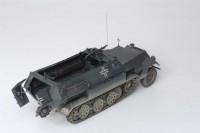 Сборная модель Звезда немецкий бронетранспортер «Ханомаг» Sd.Kfz 2511 AusF.B 1:35