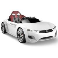Детский электромобиль Henes Broon F830 (белый)
