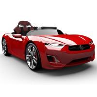 Детский электромобиль Henes Broon F830 (красный)