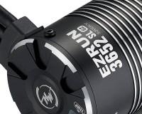 Двигатель HOBBYWING EZRUN 3652SL G2 3300KV вал 3.17мм для автомоделей 1/10