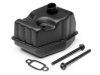Глушитель 1/5 для двигателей FUELIE (HPI Racing, HPI15483)