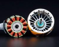 Электродвигатель iFlight XING CAMO X2306 2-6S 2450KV FPV NextGen Motor (unibell)