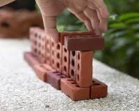 Игровой набор Guidecraft Natural Play Кирпичики, 60 шт. (G6776)