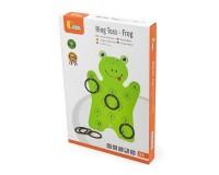 Игровой набор Viga Toys Лягушонок с кольцами (50661)